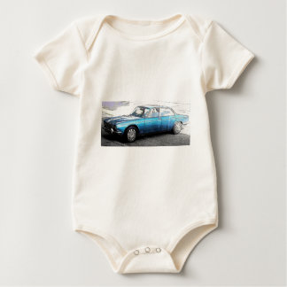 Jag  1984 cut for T Baby Bodysuit