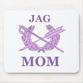 Jag Mom Mouse Pad