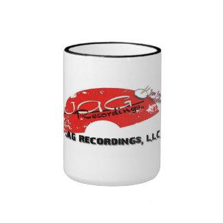 JAG Reocrdings Mug