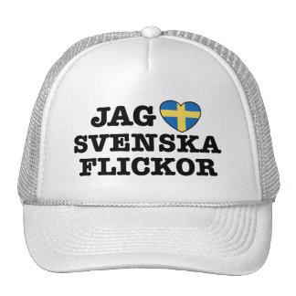 Jag Svenska Flickor Hat
