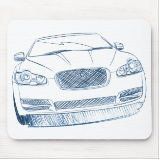 Jag XF Mouse Pad