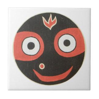Jaganatha Face Tile