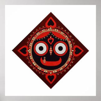 Jaganatha Print