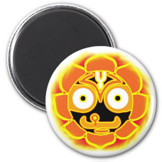 Jagannath Swami Round Magnet