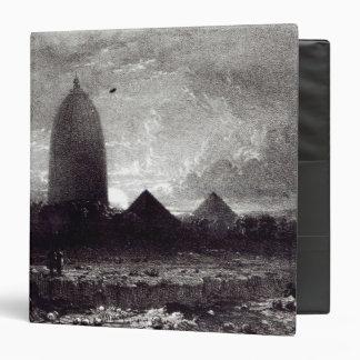 Jagannath Temple, engraved by A. Picken, 1837 Vinyl Binders