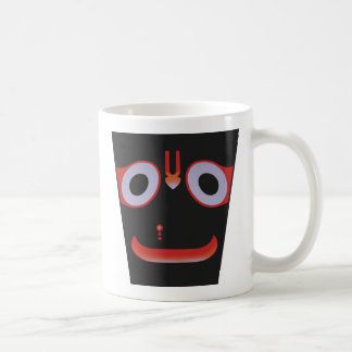 Jagannatha Classic White Coffee Mug