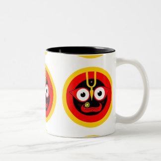 """Jagannatha """"Lord of the Universe"""" Mug"""