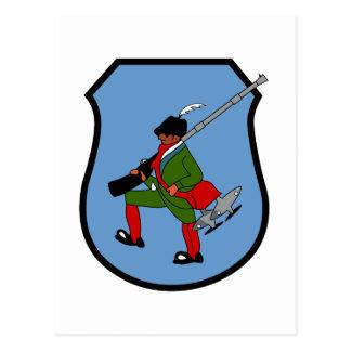 Jagdgeschwader 54 Grünherz 3.Staffel Postal