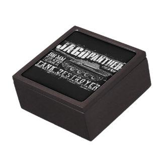 """Jagdpanther Medium (3"""" X 3"""") Gift Box Premium Trinket Boxes"""