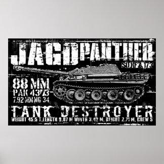 Jagdpanther Print