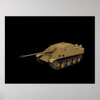 Jagdpanzer! Poster