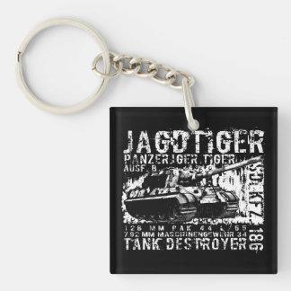 JAGDTIGER Acrylic Keychain