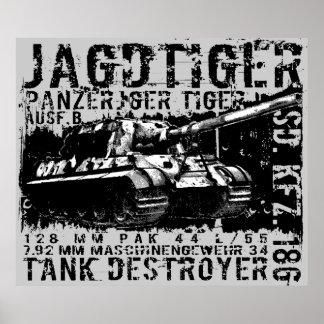 JAGDTIGER Poster