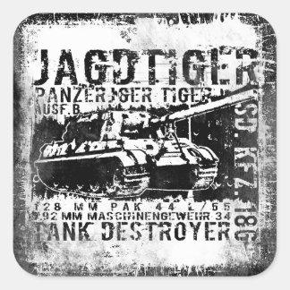 JAGDTIGER Sticker
