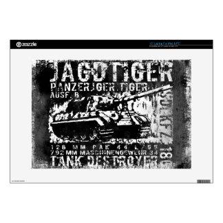 """JAGDTIGER Vinyl Device Protection Skin 15"""" Laptop Decals"""