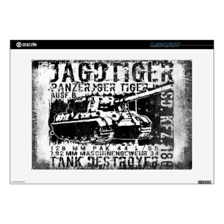 "JAGDTIGER Vinyl Device Protection Skin 15"" Laptop Skin"