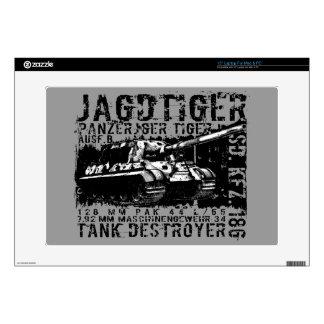 JAGDTIGER Vinyl Device Protection Skin Decal For Laptop
