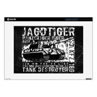 JAGDTIGER Vinyl Device Protection Skin Laptop Decal