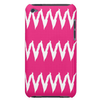 Jagged Chevron Stripes iPod Touch Case