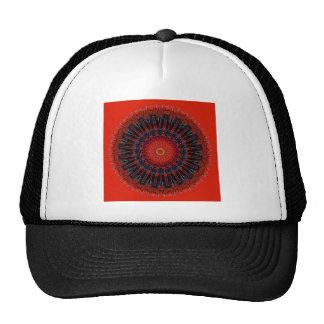 Jagged Edges of Reality Kaleidoscope Trucker Hat