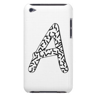 Jagged Pattern A Case-Mate iPod Touch Case