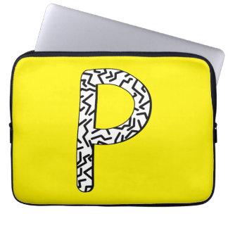 Jaggy P Computer Sleeve