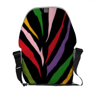 """Jagstripes"" Rickshaw Messenger Bag"