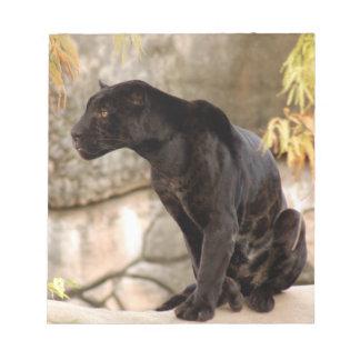 jaguar-10 bloc de papel