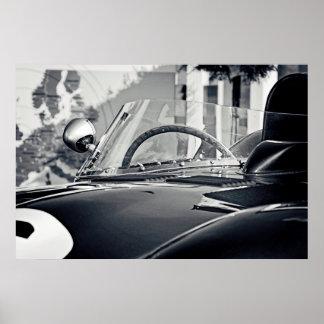 Jaguar - 1956 D Type 1 Poster