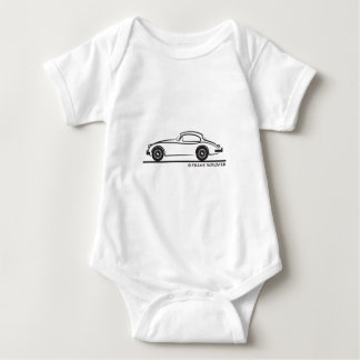 Jaguar 1959 150 body para bebé