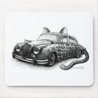 Jaguar Alfombrillas De Raton