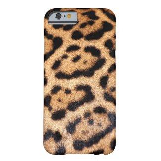 Jaguar Animal Pattern Faux Fur