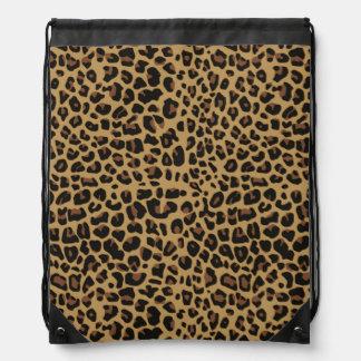 Jaguar Animal Print Backpack