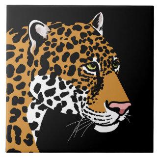 Jaguar Azulejo Cuadrado Grande