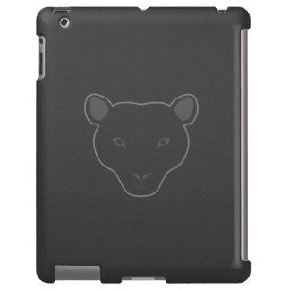 jaguar black ipad 2/3/4 case