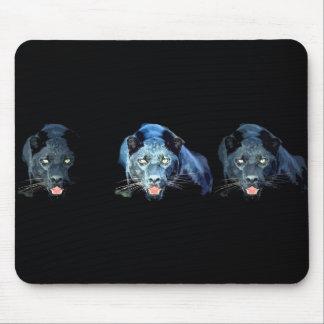 Jaguar - Black Panther Mousepad