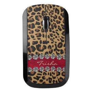 Jaguar Bling Girly Wireless Mouse