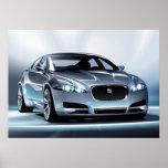 Jaguar C-XF Poster