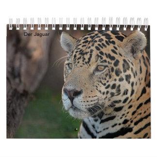 Jaguar Calendar