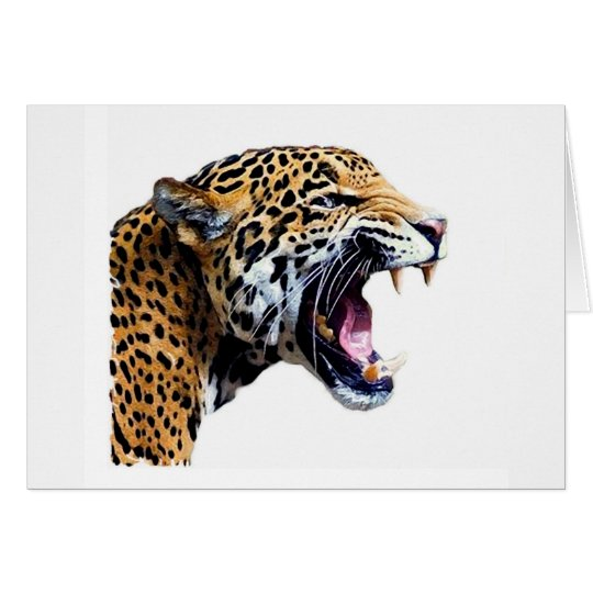 jaguar card