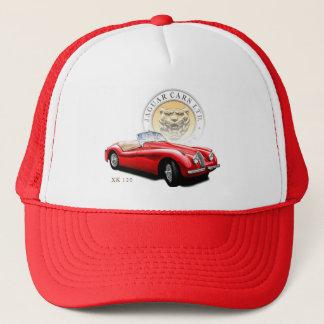 Jaguar Cars xk120 Trucker Hat