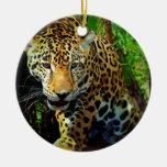 Jaguar Christmas Tree Ornaments