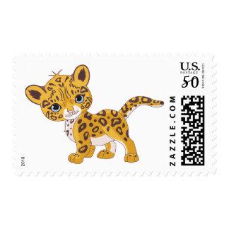 Jaguar Cub Postage