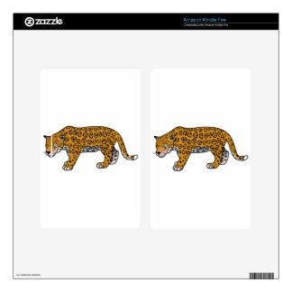 Jaguar Decals For Kindle Fire