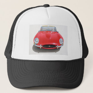 Jaguar E-Type Trucker Hat