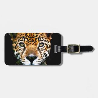Jaguar Etiquetas Bolsa