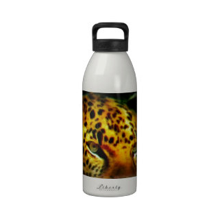 Jaguar Eyes Drinking Bottles