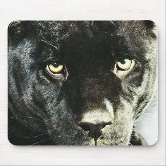 Jaguar Eyes Mouse Pad