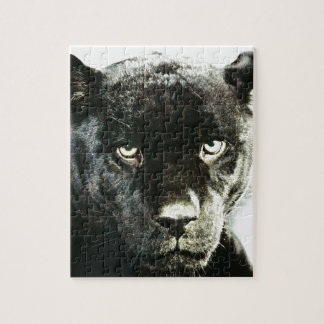 Jaguar Eyes Jigsaw Puzzles