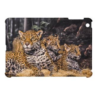 Jaguar Family iPad Case